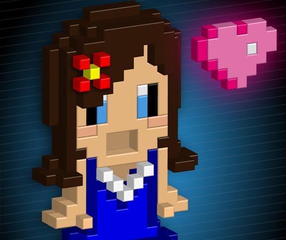 3d-pixel-art