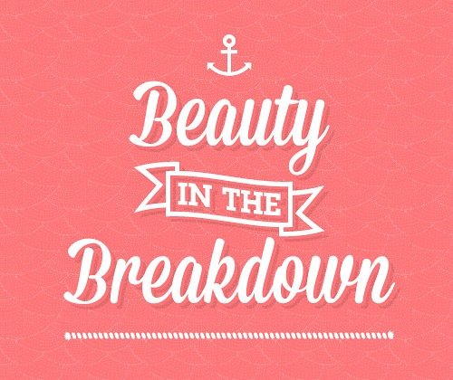 beautyinthebreakdown