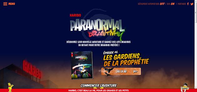 paranormaldragitivity