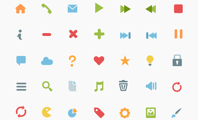 freebies-04-simple-flat-iconset-dribbble