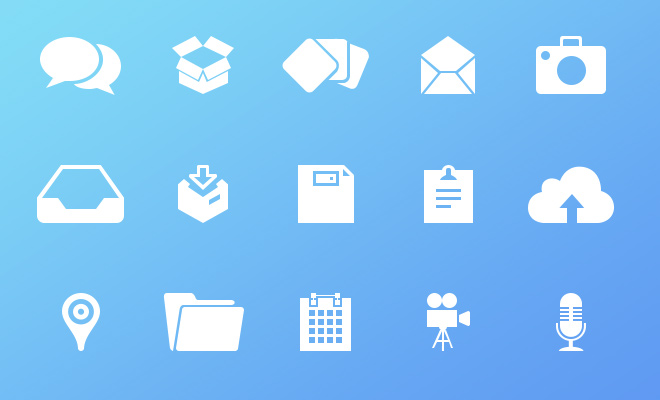 freebies-06-chat-email-white-icons-freebie
