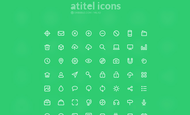 freebies-07-atitel-icons-line-minimal-set