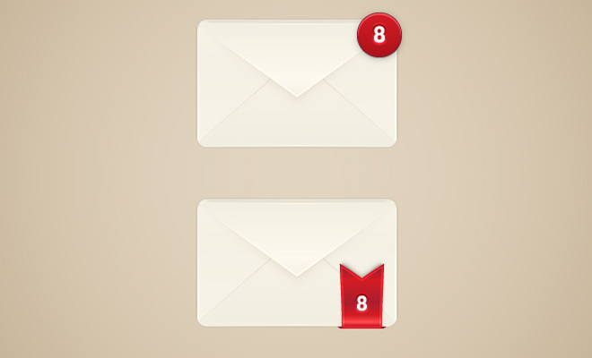 tutorials-08-mailbox-alert-icon-design