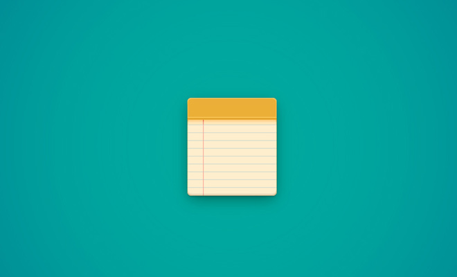 tutorials-09-notepad-yellow-paper